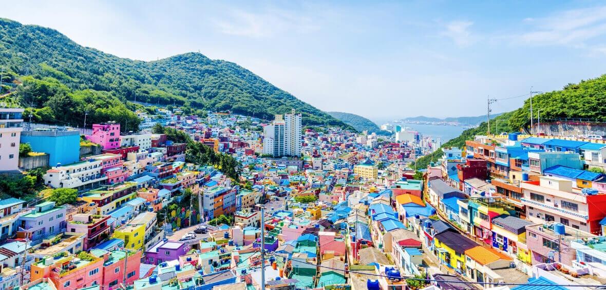 Busan Culture Village