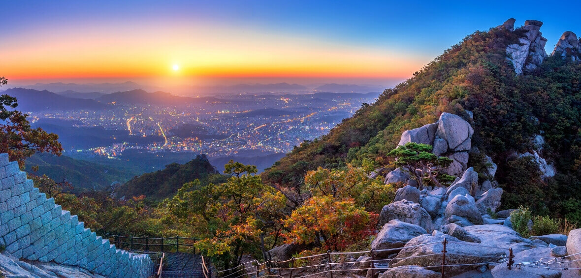 Gyeonggi Skyline